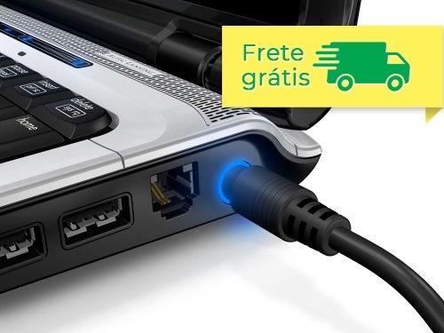 Carregador Universal Para Notebook - Frete Grátis!