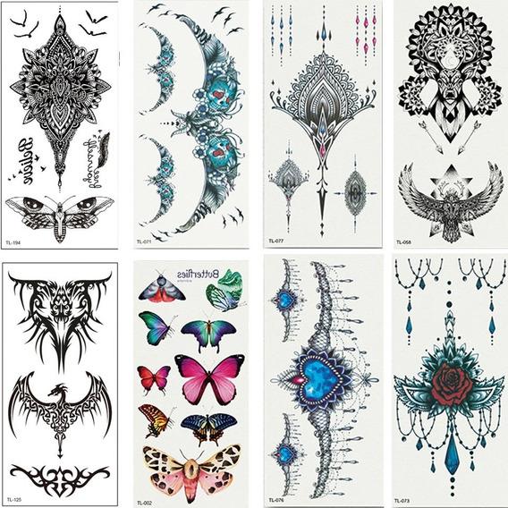Tatuagem De Rena Para Homem Outros No Mercado Livre Brasil