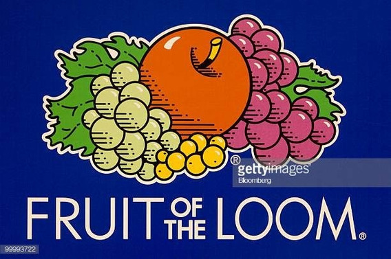 Combo 7 Playeras Fruit Of The Loom L Cuello En V A Elegir.