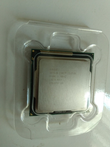 Processador Intel Core I5 2500 Socket 1155
