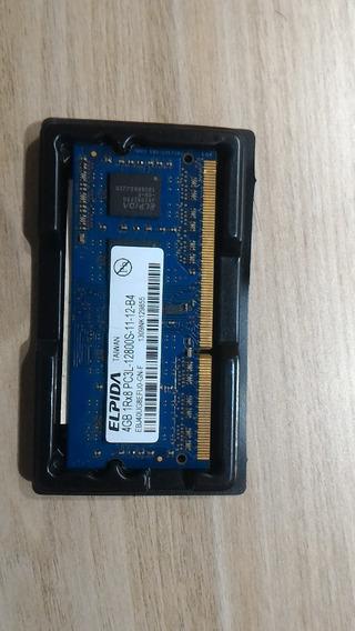 Memória Ram Ddr3 1600mhz