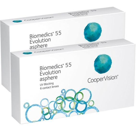 Lentes De Contacto Biomedics Formulas