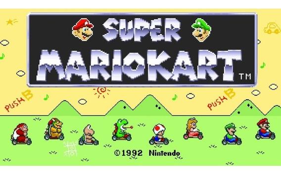 Super Mario Kart Para Ps3 Destravado
