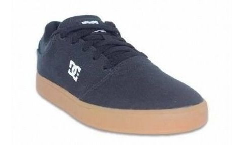 Tênis Masculino Dc Shoes Crisis Tx La Preto Gum