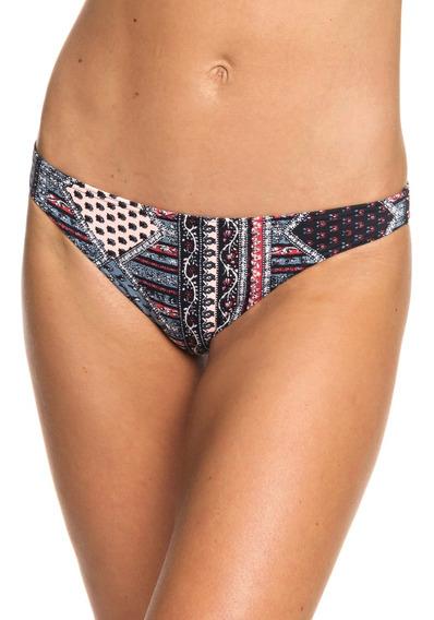Roxy Bombacha Bikini Romantic Senses Mini (kvj1)