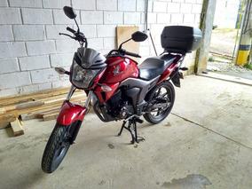 Honda Invicta 150 Roja Excelente Estado