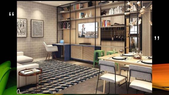 Apartamento A Venda Em Santo Amaro Minha Casa Minha Vida Com 34m² 2 Dormitórios 1 Vaga Lazer De R$ 240.000,00 Entrada De R$ 5.000,00 - Ap11526