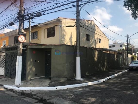 Sobrado Planalto Paulista Ao Lado Do Shop.garden, 1.500m Metrô S.judas E 2.600m Do Shop Ibirapuera - Bi23191