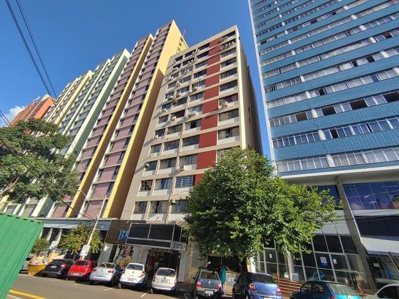 Sala Em Centro, Londrina/pr De 43m² À Venda Por R$ 100.000,00 - Sa492442