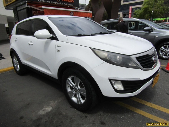 Kia New Sportage Lx 2.0 At 4x4