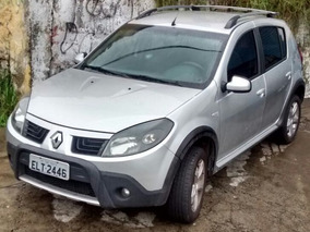 Renault Sandero Stepway 1.6 16v Hi-flex 5p
