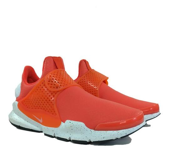 Tênis Nike Sock Dart Premium Max Orange