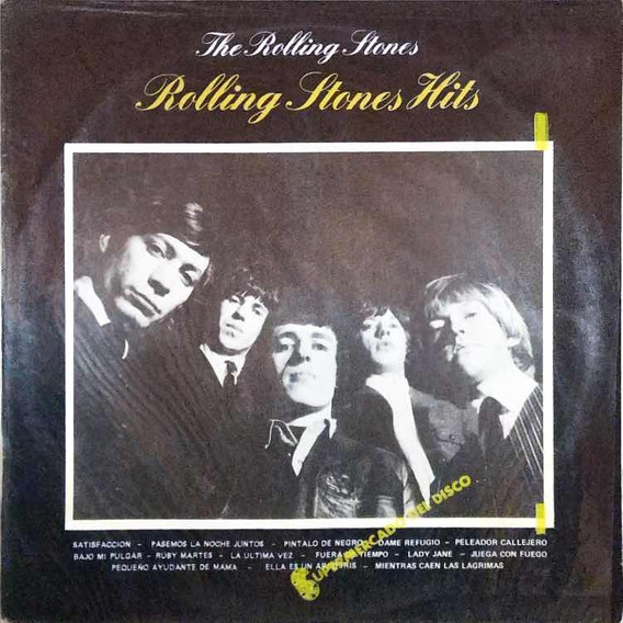 Lp The Rolling Stones - Rolling Stones Hits