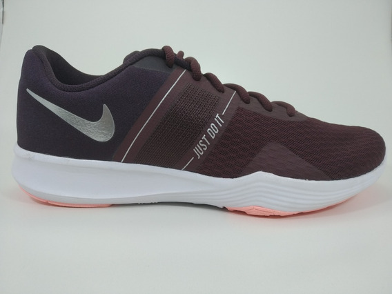Tênis Nike City Trainer2 Bordo/branco - 180023