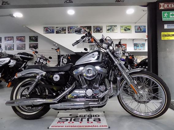 Harley Seventy Two Plateada 2015