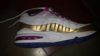 Zapatos Nike Air Max 6 Y Medio