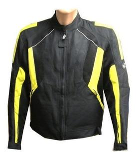 Chamarra Motocicleta Impermeable P/moto Proteccion