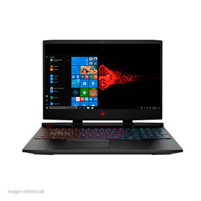 Hp Laptop Hp Omen 15-dc0007la, 15.6 Fhd, Intel Core I7-8750