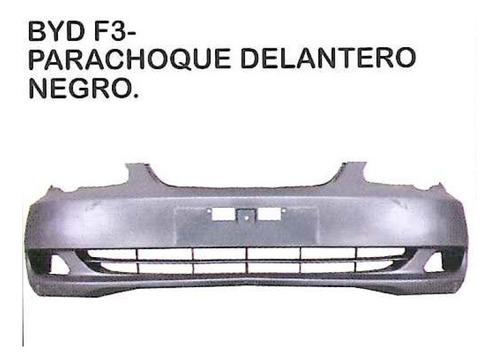 Parachoque Delantero Byd F3 2005 - 2013