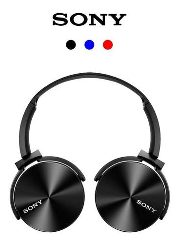 Diadema Sony Extra Bass450bt Bluetooth/ Micro Sd/ Radio