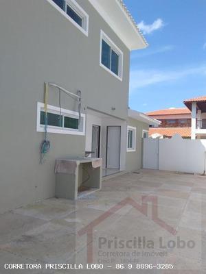 Casa Em Condomínio Para Venda Em Teresina, Gurupi, 5 Dormitórios, 5 Suítes, 6 Banheiros, 4 Vagas - 0181