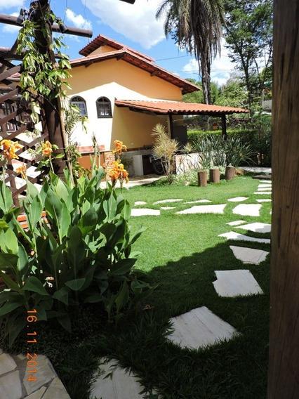 Linda Casa Em Condominio Fechado ! - Mus1856