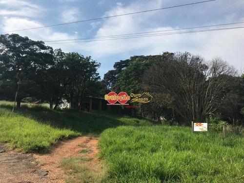 Imagem 1 de 9 de Área Industrial/ Comercial - Rodovia Itatiba/ Bragança - Te3120