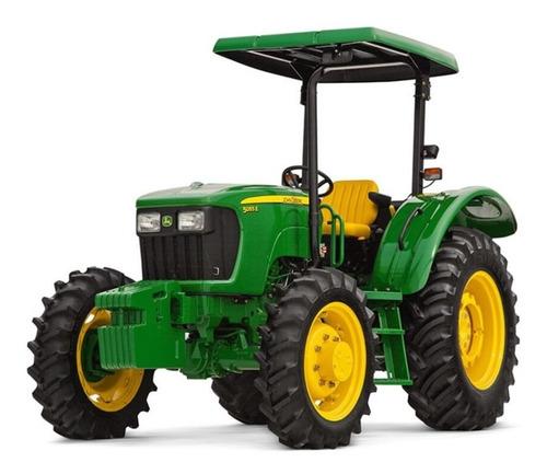 Tractor John Deere 5055e 4x4 O 4x2. Techo O Cabina