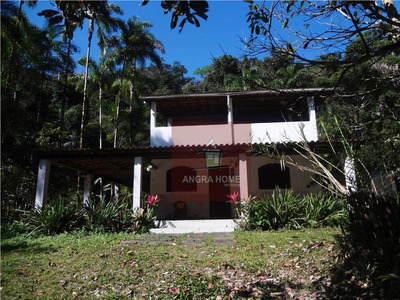 Sítio Residencial À Venda, Banqueta (cunhambebe), Angra Dos Reis. - Ch0003