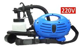Pulverizador De Tinta Elétrico Volt 220v E 650w