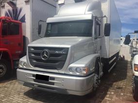 Mercedes-benz Mb 2324 Baú