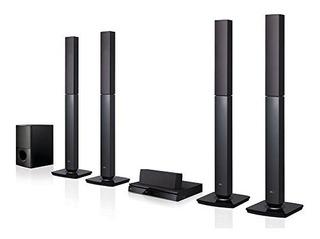 Lg Lhd657 Bluetooth Multi Región Sistema De Altavoces De Cin