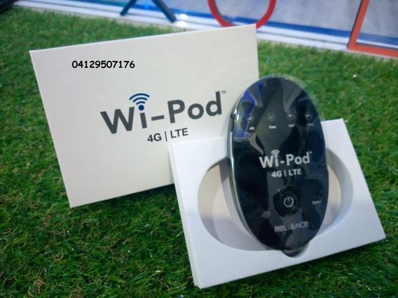 Multi Bam Wi Fi Portatil 4g Lte Wi Pod Digitel 32vrds Chacao