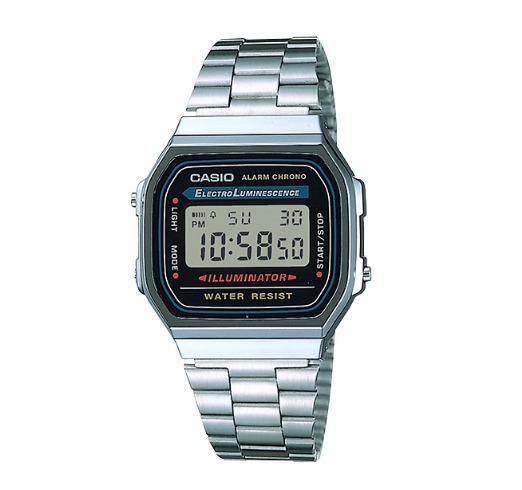 Relógio Casio Vintage A168wa-1df