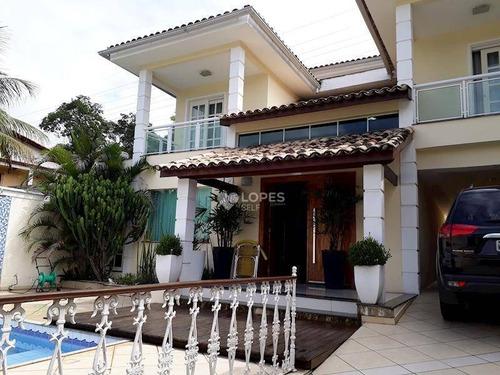 Imagem 1 de 20 de Casa Com 5 Dormitórios À Venda, 200 M² Por R$ 850.000,00 - Maria Paula - Niterói/rj - Ca15593