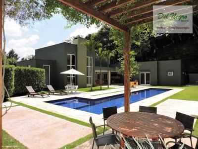 Casa Residencial À Venda, Recanto Inpla, Granja Viana. - Ca1018