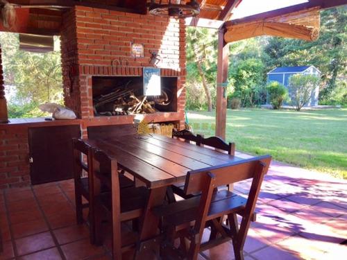 Cómoda Casa Ubicada En San Rafael A Solo 3 Cuadras Del Mar- Ref: 3109