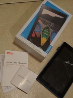 Tablet Tab3 7 Essential Lenovo (pantalla Rota)