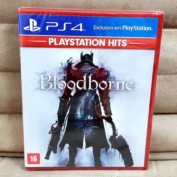 Ps4 Bloodborne ( Mídia Física ) ( Lacrado )