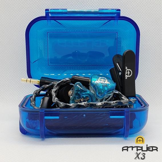 Fones Amplier X3