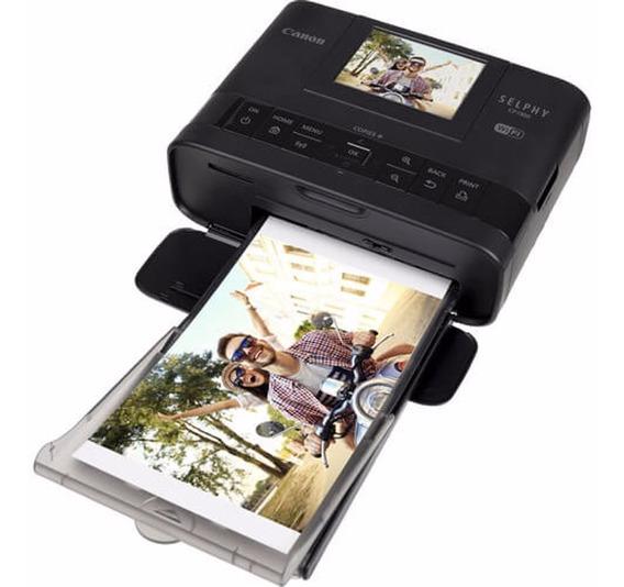 Impressora Canon Cp1300 Wifi Fotográfica Revenda Oficial Nfe