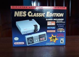 Nintendo Nes Classic Mini Original