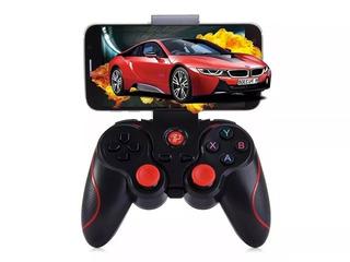 Joystick Android Bluetooth Celular Pc Tablet Smart Gamer