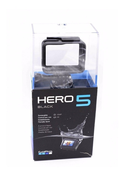 Caixa Case Frame Suporte Go Pro Hero 5 S/juros
