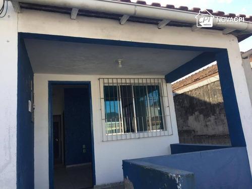 Casa Para Alugar, 300 M² Por R$ 5.000/mês - Vila São Jorge - São Vicente/sp - Ca1224