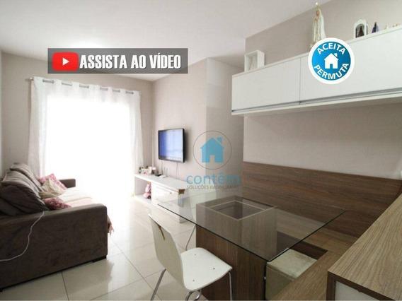 Ap1586- Apartamento Com 3 Dormitórios À Venda, 65 M² Por R$ 424.000 - Umuarama - Osasco/sp - Ap1586