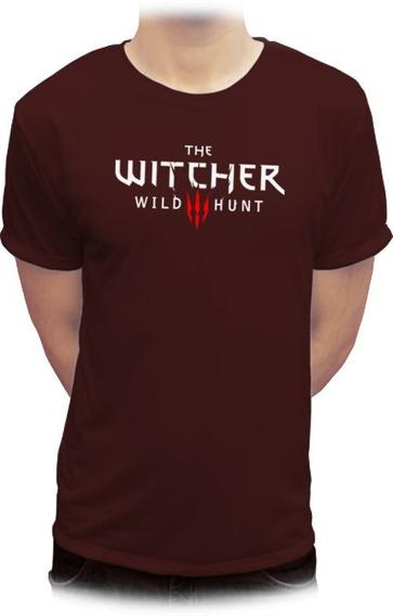 The Witcher - Geralt Of Rivia / Playera