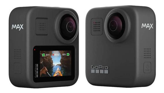 Câmera Gopro Max 360 À Prova Dágua 16.6mp 5.6k