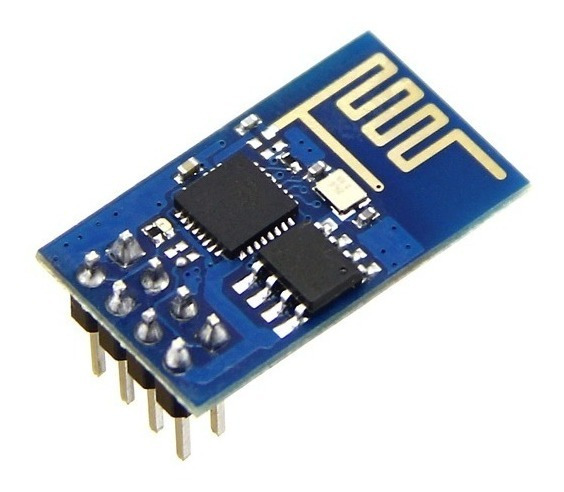 Kit 10 Modulo Esp8266 Wifi 802.11 B/g/n P/ Arduino Wifi Nota