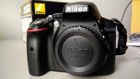 Câmera Nikon D5300, Poucos Clicks, Excelente Estado!